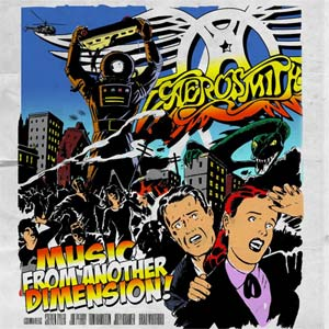Aerosmith - Music From Another Dimension Album Review