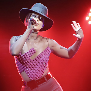 Alicia Keys - MEN Arena 24th May 2013 Live Review