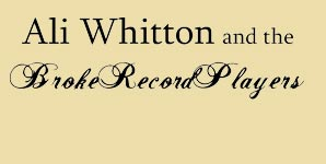 Ali Whitton & the Broken Record Players - Sarah Williams & the So-Called Friends