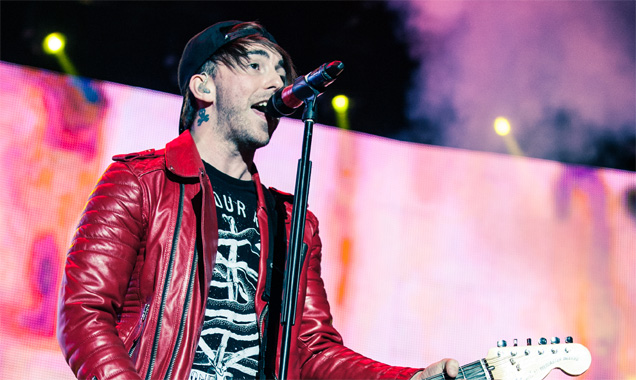 All Time Low - Plus You Me At Six Headline Tour - O2 Arena, London - February 14th 2015 Live Review