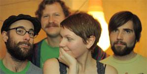 Allo Darlin - Derby Silk Mill September 1st 2012