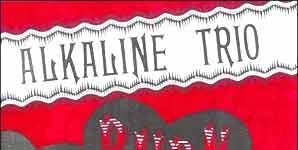 Alkaline Trio - Burn Single Review