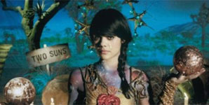 Bat For Lashes - Two Suns Album Review