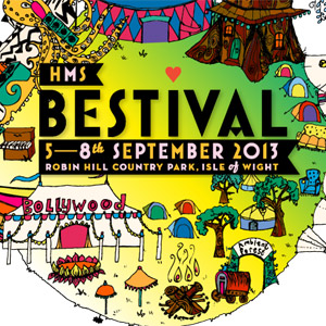 Bestival 2013  - Live Review