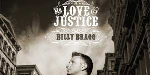 Billy Bragg - Mr Love and Justice