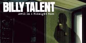 Billy Talent - Devil in a Midnight Mass Single Review
