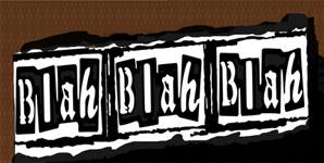 Blah Blah Blah - Death to the Indie Disco