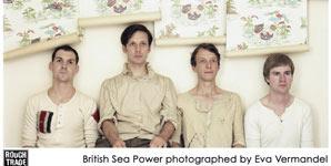 British Sea Power - Nottingham Rescue Rooms Thursday 10th February 2011