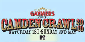 Camden Crawl - Saturday 1st & Sunday 2nd May 2010 Live Review