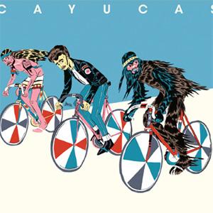 Cayucas Bigfoot  Album
