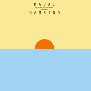 Childish Gambino Kauai EP
