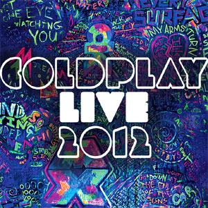 Coldplay - Live 2012 Album Review