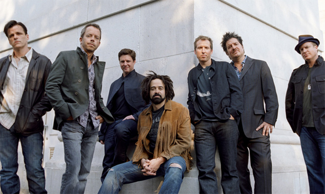 Counting Crows Interview September 2014