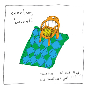 Courtney Barnett - Sometimes I Sit And Think And Sometimes I Just Sit Album Review