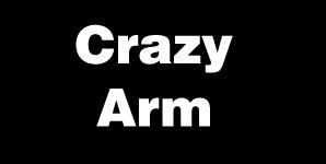 Crazy Arm - Retro Bar, Manchester