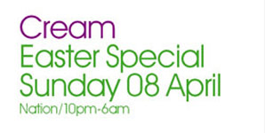 Cream Easter Special Feature