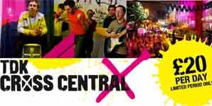 Tdk Cross Central 2006, News, line-up