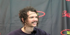 Interview with Darwin Deez