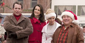 Matthew Broderick, Deck The Halls, Interview