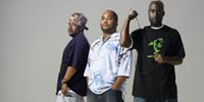 De La Soul - Nottingham Rock City