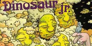 Dinosaur Jr. I Bet On Sky Album