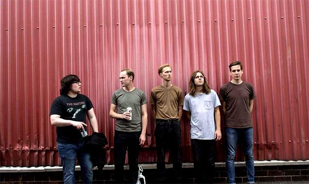 Eagulls - Nottingham Bodega Social 29th Oct 2014 Live Review Live Review