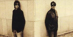 Echo And The Bunnymen - Scissors In The Sand