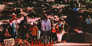 Edward Sharpe & The Magnetic Zeros - 3 Track Album Sampler