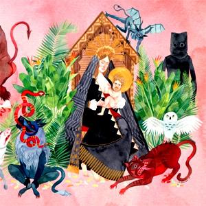 Father John Misty I Love You, Honeybear Album