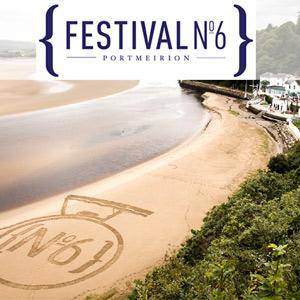 Festival No.6 - Portmeirion, North Wales 13-15 September 2013 Live Review Live Review