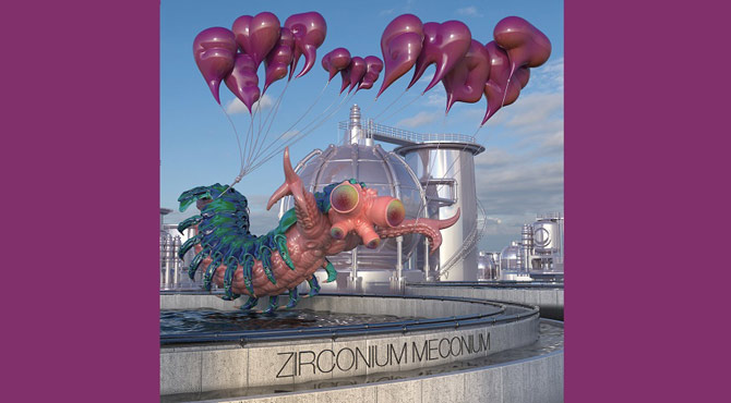 Fever The Ghost - Zirconium Meconium Album Review