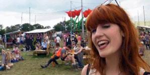 Glastonbury  Festival 2009 - Famous Faces montage video