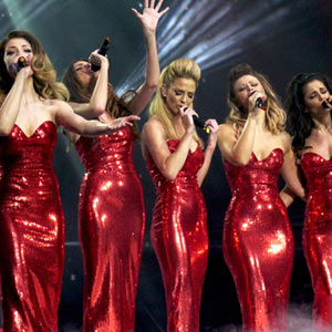 Girls Aloud - Manchester Evening News Arena: 5th March 2013 Live Review