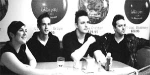 Glasvegas - Leeds Met Live Review