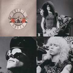 Guns N Roses - Greatest Hits Album Review