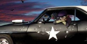 Gorillaz - Stylo Single Review