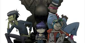 Gorillaz - Phase 2 Music DVD Review