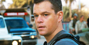 Interview with Matt Damon