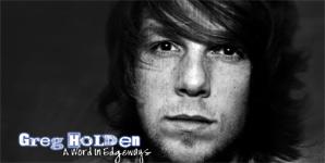 Greg Holden - A Word In Edgeways