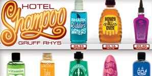 Gruff Rhys Hotel Shampoo Album
