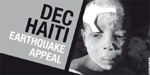 DEC - Haiti Earthquake Appeal