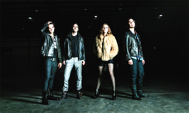 Interview With Halestorm March 2015