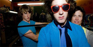Interview with Wombats