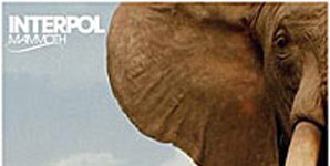 Interpol - Mammoth Single Review