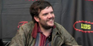 Interview with Jamie Reynolds from Klaxons