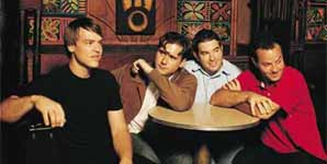 Jimmy Eat World - Album Sampler Album Review