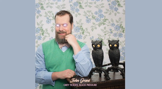 John Grant Grey Tickles, Black Pressure Album