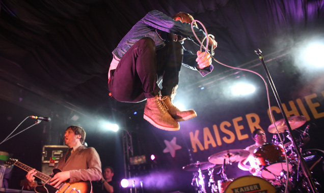 Kaiser Chiefs - The Great Escape Festival 2014 Live Review