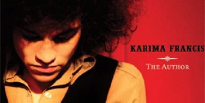 Karima Francis - The Author