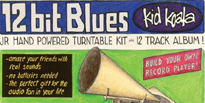 Kid Koala - 12 Bit Blues Album Review